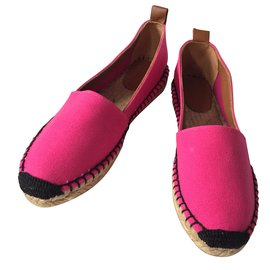 Flamingos-Espadrilles-Pink