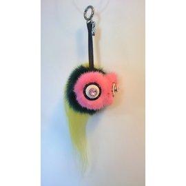 Fendi-Bag Bug Marshmallow-Multicolore