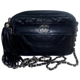 Chanel-Sac à main-Noir