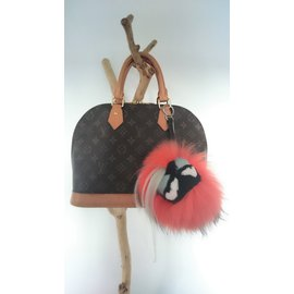 Fendi-Bag Bug Monsters-Multicolore