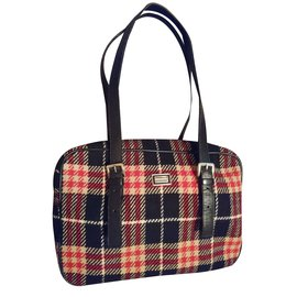 Burberry-Handbag-Multiple colors