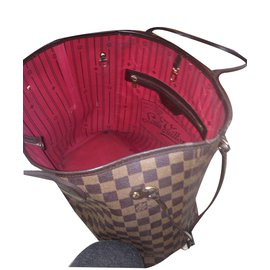Louis Vuitton-sac louis Vuitton-Ebène