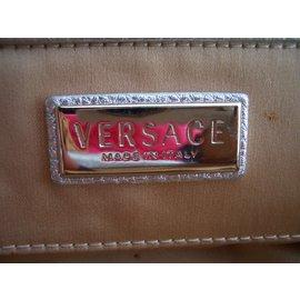 Gianni Versace-Sac à main-Argenté