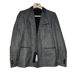 Karl Lagerfeld-Suit-Dark grey