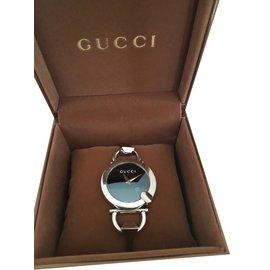 Gucci-Montre Gucci chiado-Noir