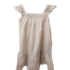 Bonpoint-Dress-Beige