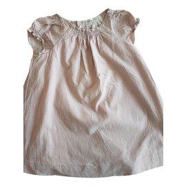 Bonpoint-Dress-Pink