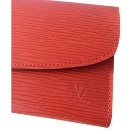 Louis Vuitton-Portefeuille Emilie-Multicolore