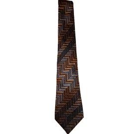 Lanvin-Cravate-Multicolore