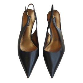 Dolce & Gabbana-Escarpins-Noir