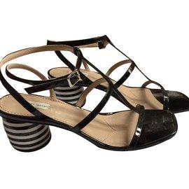 Marc Jacobs-Sandals-Black