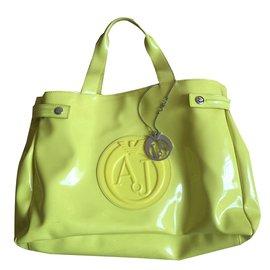 b9d19af8ca4f Second hand Armani Jeans Handbags - Joli Closet