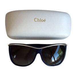 Chloé-Sunglasses-Blue