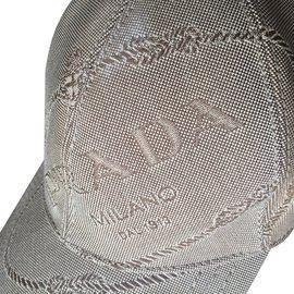 Prada-casquette PRADA-Beige Prada-casquette PRADA-Beige 8c4034b84671