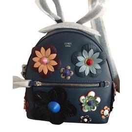 ba4a3fea6743 Second hand Fendi Backpacks - Joli Closet