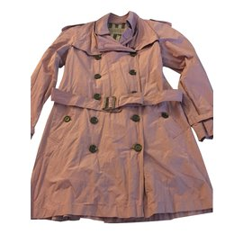 Burberry Brit-Beau TRENCH BURBERRY BRIT Rose-Rose