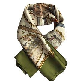 Hermès-La chasse à tir-Multicolore
