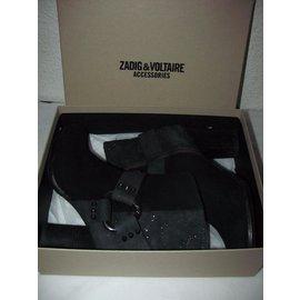 Zadig & Voltaire-Bottes-Noir
