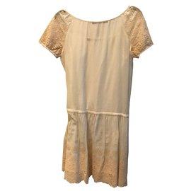 Comptoir Des Cotonniers-Robe-Écru