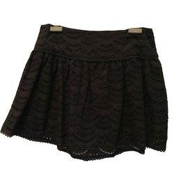 Ba&Sh-Jupe-Noir