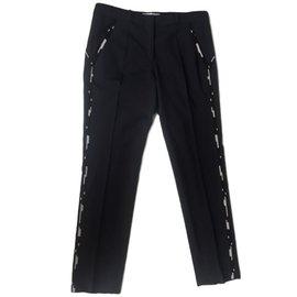 A.L.C-Pantalon-Noir