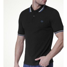Fred Perry-Polos-Noir
