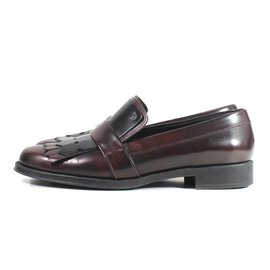 Tod's-Loafers-Bordeaux