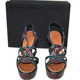 Barbara Bui-Sandales-Multicolore