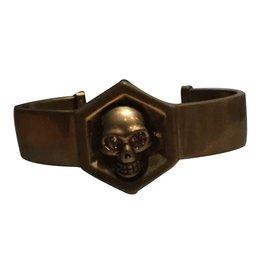 Alexander Mcqueen-Bracelets-bronze