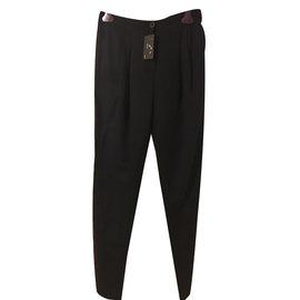 Fendi-Pantalons-Noir