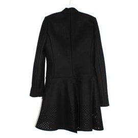 Balenciaga-Manteau-Noir