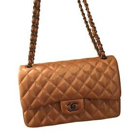 Chanel-Handbag-Beige