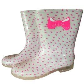 Billieblush-Boots-Pink