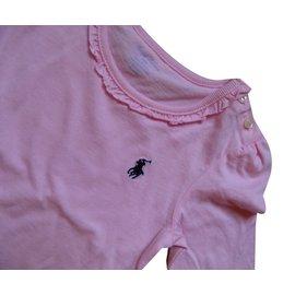 Ralph Lauren-Outfit-Pink