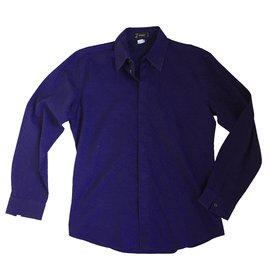 Versace-Shirts-Purple