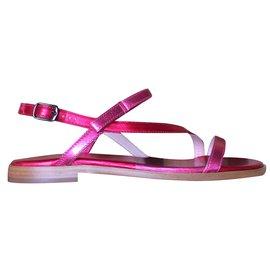 Dior-Sandales enfant-Rose