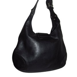 Burberry-Handbags-Black