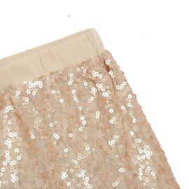 Billieblush-Skirt-Golden