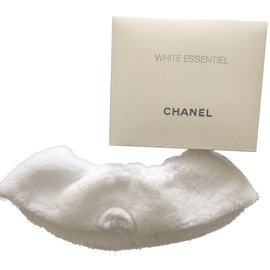 Chanel-Hair accessories-White