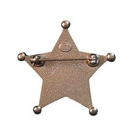 Chanel-Dallas paris sheriff star-Doré