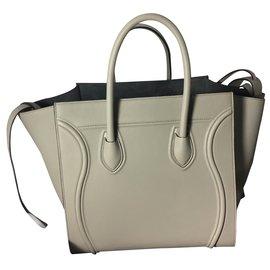 Céline-Phantom luggage-Gris