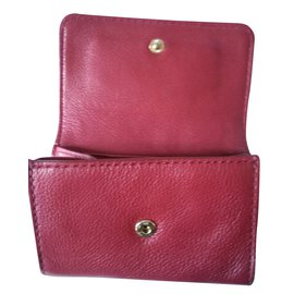 Marc by Marc Jacobs-Wallets Small accessories-Red