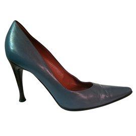 Sergio Rossi-Heels-Blue
