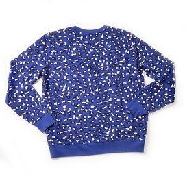 Apc-Pullover molletonné-Bleu