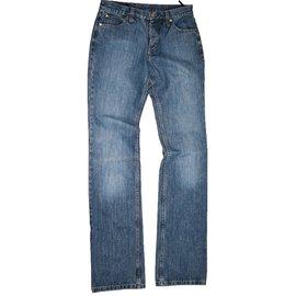 Gucci-Gucci - jeans droit-Autre