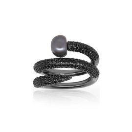 APM Monaco-Ring Toro-Black