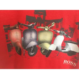 Hugo Boss-Scooter de Hugo Boss-Rouge