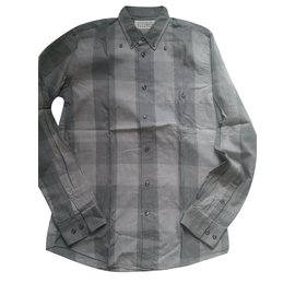 Maison Martin Margiela-Shirt-Grey