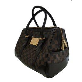 Louis Vuitton-Sac à main-Marron