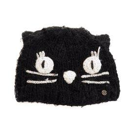Ikks-cat hat-Noir